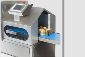 High Speed Food Stacker and Collator