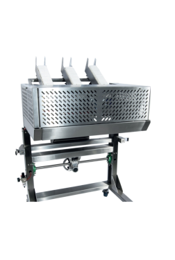 Automatic Pad Placer for thermoformed food packaging