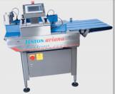 food pack converger multi lane channelizer for food automation packaging