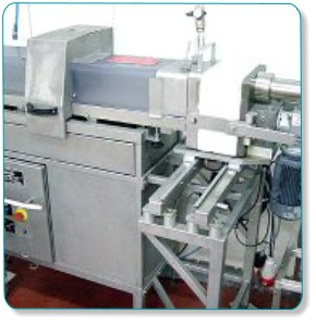 portioner machine for mince automation packaging