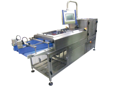 Automatic Seal Tester for fresh food thermoformer packaging